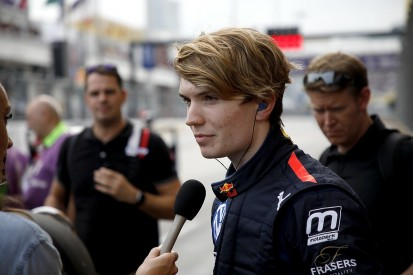 Dan Ticktum eager to make Red Bull Formula 1 test debut this year