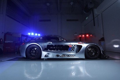 Triple Eight launches first full GT racing campaign with Mercedes