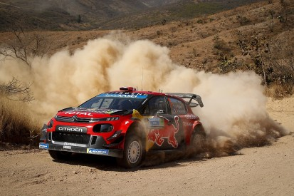 WRC Rally Mexico: Ogier leads after timing confusion and Meeke delay