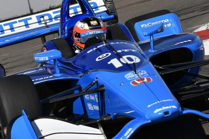 IndyCar St Petersburg: Rosenqvist says third 'a gift' not true pace