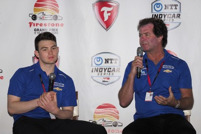 Carlin says his new IndyCar signing O'Ward is as good as Norris