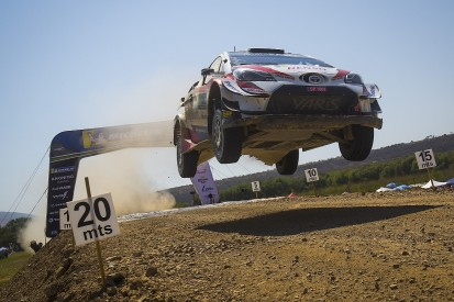 WRC Rally Mexico: Tanak past Evans to second as Ogier closes on win