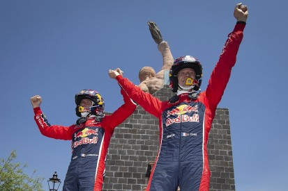 Rally Mexico: Ogier seals win, Tanak keeps WRC points lead