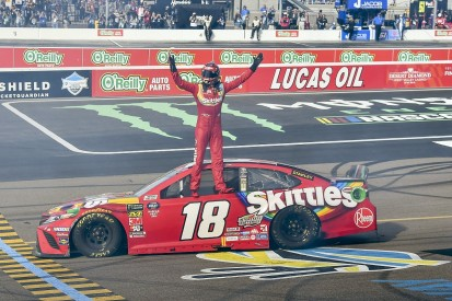 Phoenix NASCAR: Kyle Busch secures 199th win with dominant form