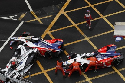 D'Ambrosio says Nasr deserved penalty for Hong Kong FE collision
