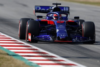 Toro Rosso says its 2019 F1 car is its most 'complex' ever