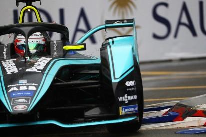 Piquet: Jaguar one second slower than fastest in Hong Kong FE race