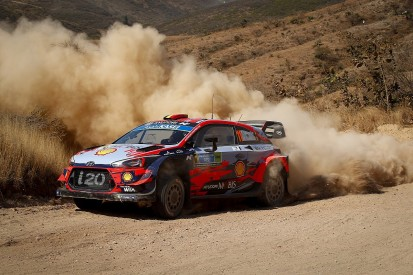 Hyundai plans upgrade for Rally Finland to keep up with WRC rivals