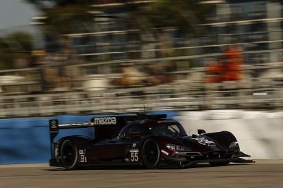 IMSA Sebring: Mazda and Cadillac share fastest times in practice