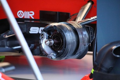 Giorgio Piola's pick of the Australian GP F1 teams' upgrades
