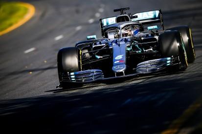 Australian Grand Prix practice: Hamilton leads Mercedes one-two