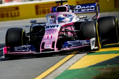 Australian GP: Perez's first day of F1 2019 practice not good at all
