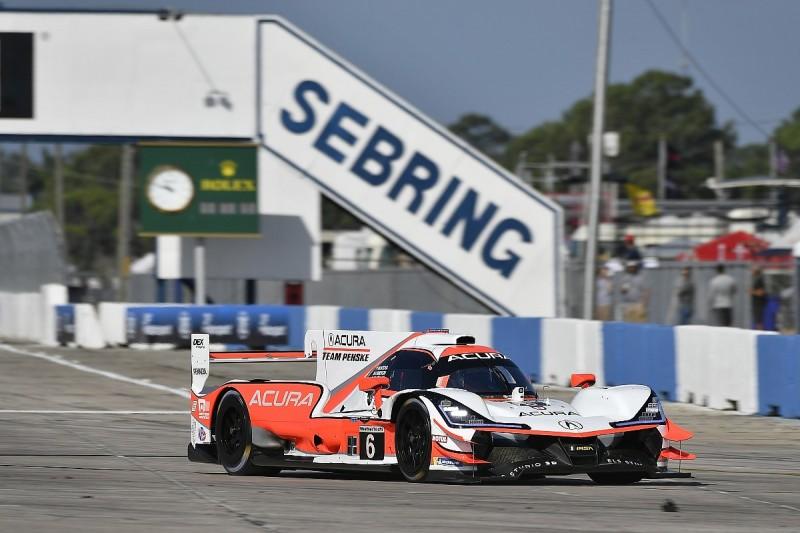 Dane Cameron gives Acura Team Penske Sebring 12 Hours IMSA pole