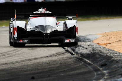 WEC Sebring: Toyota's Alonso glad Nakajima drove in the wet instead