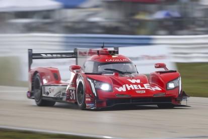 Sebring 12H: Action Express Cadillac leads at halfway, Mazda crashes