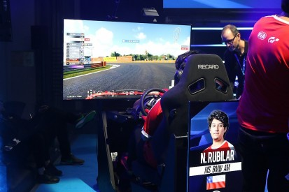 Rubilar wins Paris Gran Turismo Nations Cup Esport round