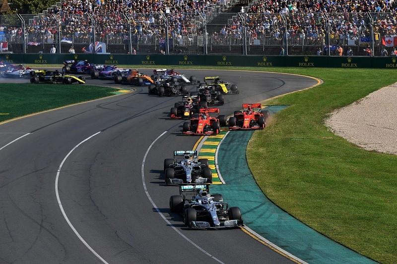 Mercedes F1 boss thinks Ferrari just got Australian GP set-up wrong