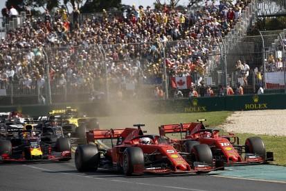 Why Australian GP flop has confused the Ferrari Formula 1 team