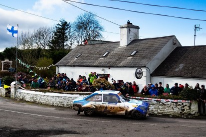 Ex-WRC driver Hirvonen 'never had so much fun' as on West Cork Rally