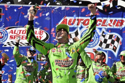 Why Busch's milestone of 200 NASCAR wins is different to Petty's