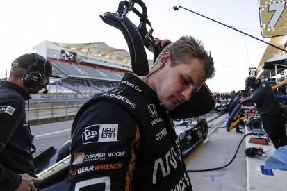 Ericsson's Austin F1 experience helped Schmidt Peterson Indy team