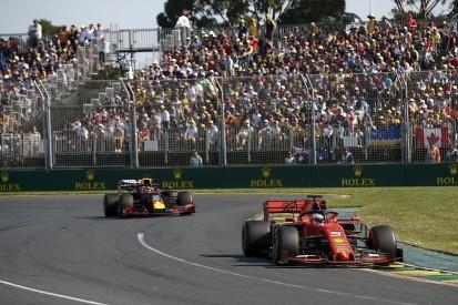Wolff: Verstappen's F1 Australian GP Vettel pass proves Honda power