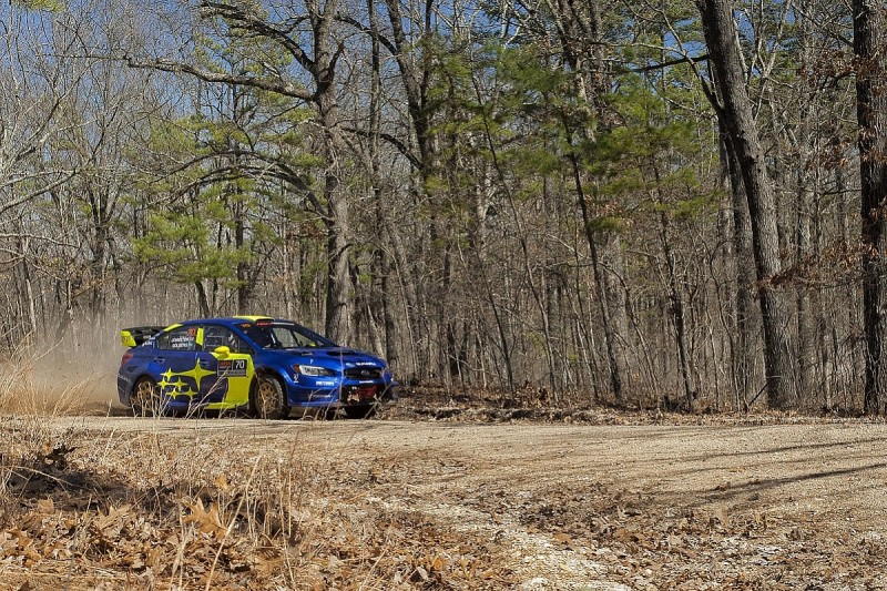 Ken Block tips Oliver Solberg to be a 'big name' in rallying