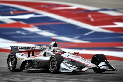 Penske's Will Power surges to 56th IndyCar pole position at Austin