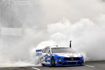 Penske's Brad Keselowski dominates NASCAR Cup Martinsville race