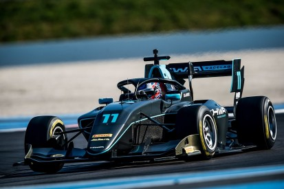 New Formula 3 car 'really recognisable' to GP3 - HWA's Jake Hughes