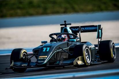 New Formula 3 car 'really recognisable' to GP3 - HWA's Jake Hughes