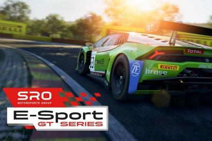 Blancpain organiser SRO launches E-Sport GT Series