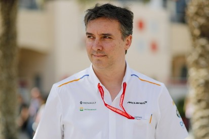 New McLaren Formula 1 technical director James Key begins work