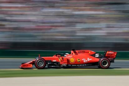 Sebastian Vettel: Ferrari could've lost straightline speed edge