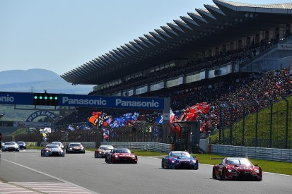 Nissan, Lexus and Honda Super GT cars will race in DTM finale
