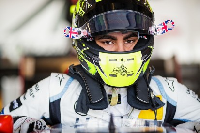 Enaam Ahmed switches to Motopark in Japanese F3 reshuffle