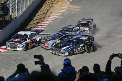 Key vote over World Rallycross Championship electric switch fails