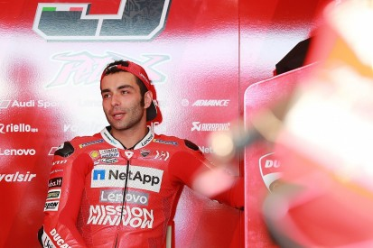 Ducati's Petrucci has 'worst day since joining Ducati' in Argentina