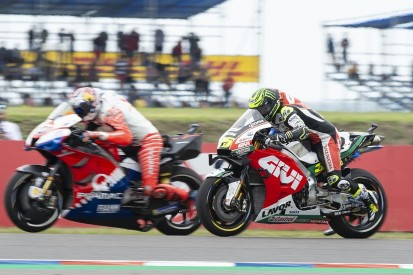 Argentina MotoGP: Riders struggling to pass on 'ice' parts of track