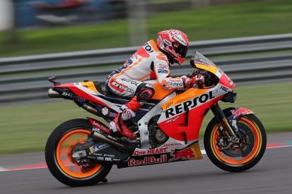 Argentina MotoGP: Marquez back on top for Honda in third practice