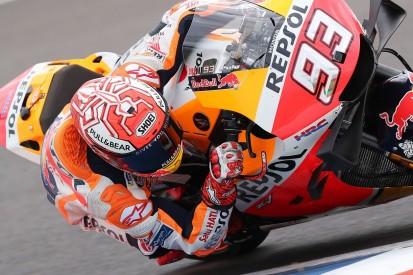 Honda's Marc Marquez takes fifth Argentina MotoGP pole position