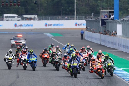 Promoted: Why you should attend Thailand's MotoGP race in 2019