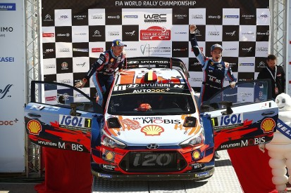 WRC Tour of Corsica: Evans puncture hands Neuville dramatic victory