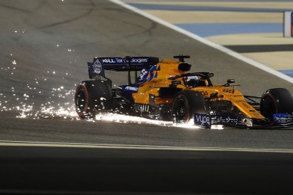 Sainz: Verstappen Bahrain GP hit saved me from more dramatic problem
