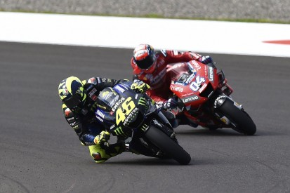 Yamaha's Rossi riding 'like when I was young' in Argentina MotoGP race