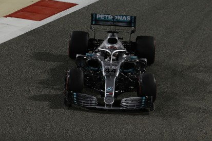 Hamilton: Passing Leclerc's Ferrari for Bahrain GP win 'felt weird'