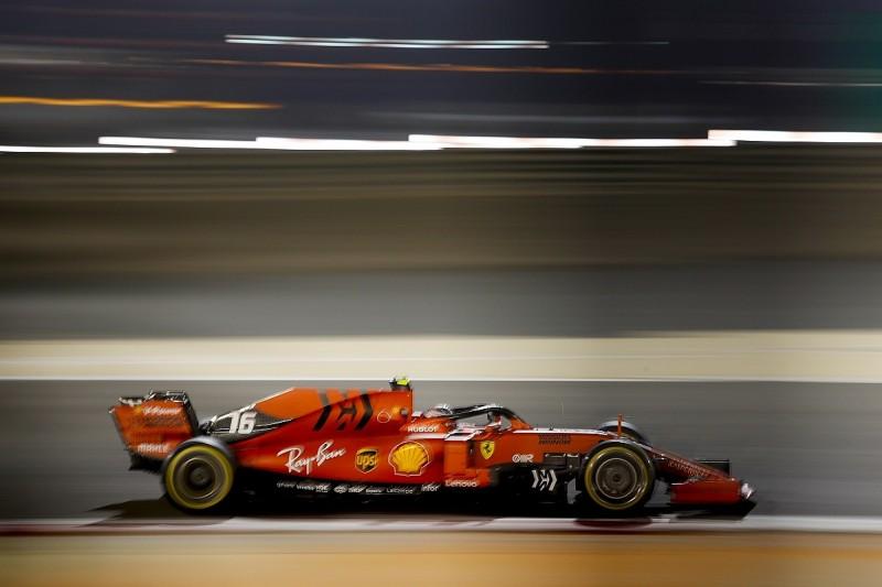 Ferrari: Leclerc's Bahrain GP issue was cylinder failure, not MGU-H