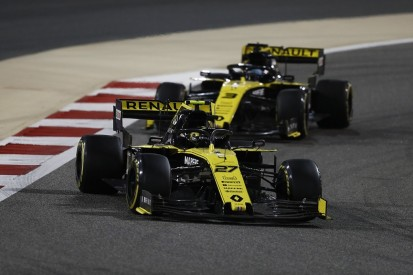 Late Renault retirement in Bahrain GP was 'brutal' - Hulkenberg