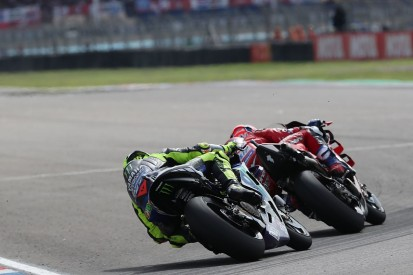 MotoGP Argentina: Marc Marquez rooted for Rossi in Dovizioso battle