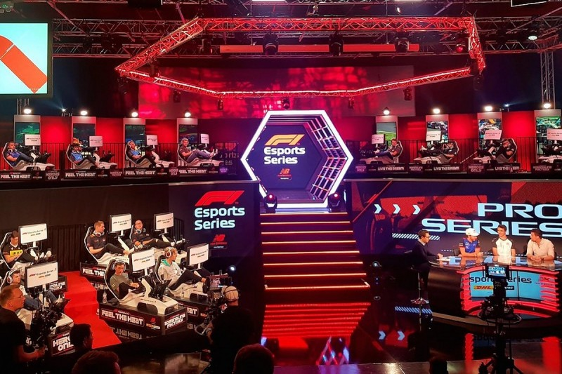 F1 Esports series' prize more 'more than doubled' for third season